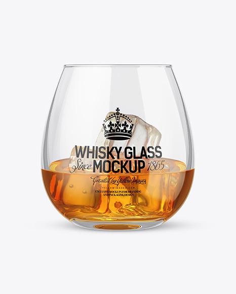 Glass Mockup