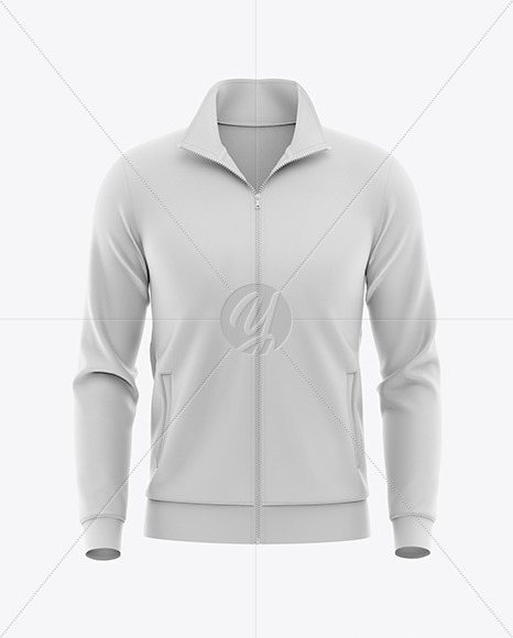 Download Mens Down Jacket Mockup Front View Yellowimages