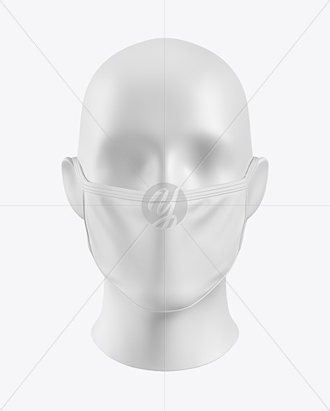 Download Face Mask Mockup Free Download Yellowimages