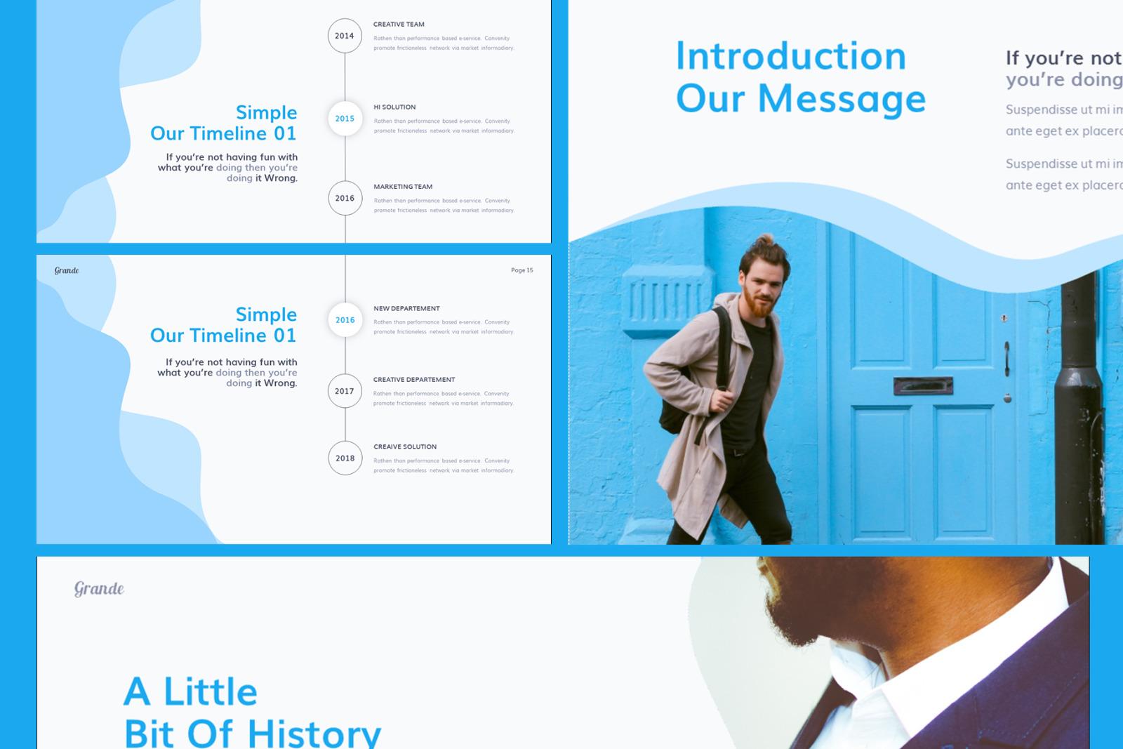 Grande-PowerPoint Presentation