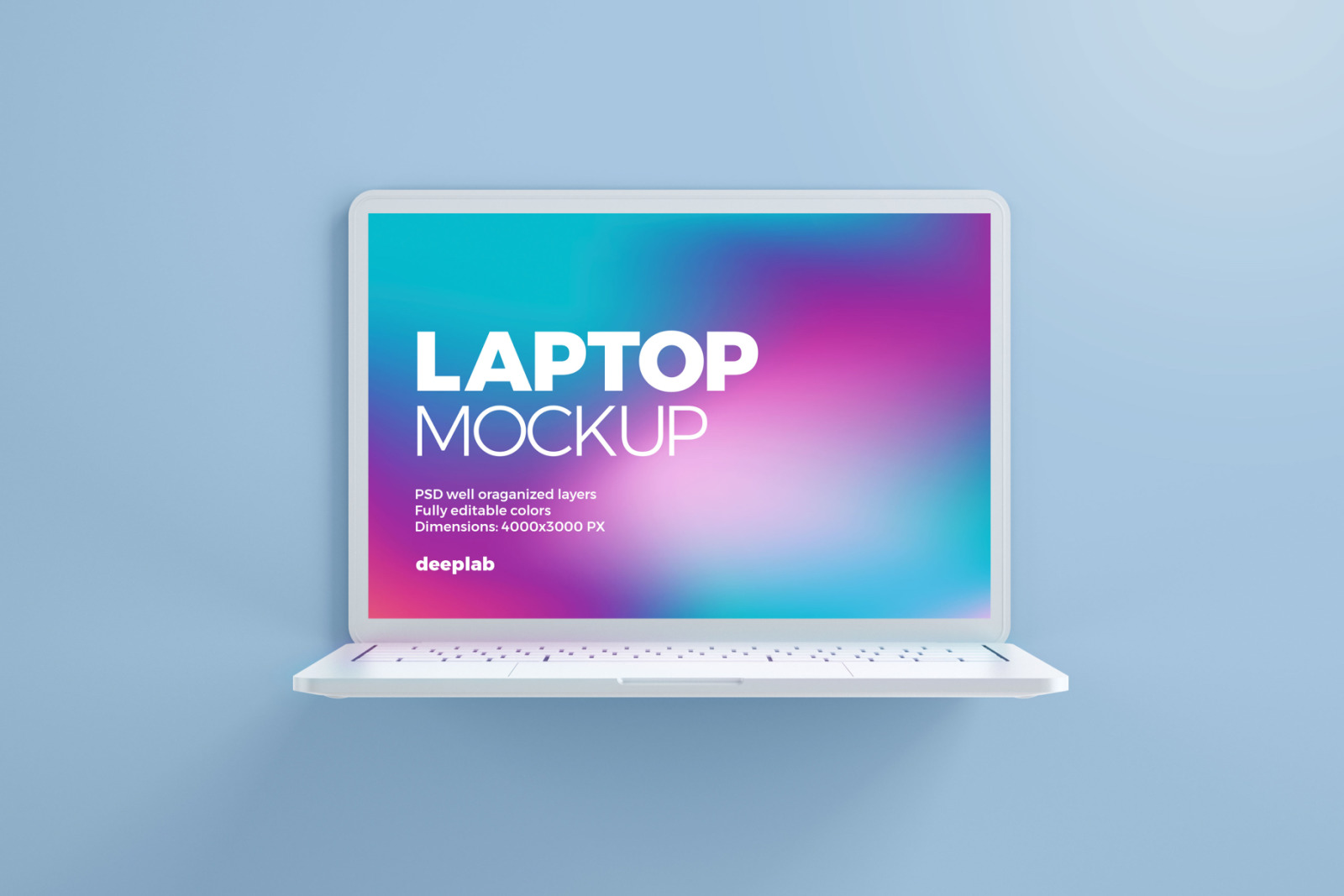 Download Laptop Mockup Free Psd PSD - Free PSD Mockup Templates