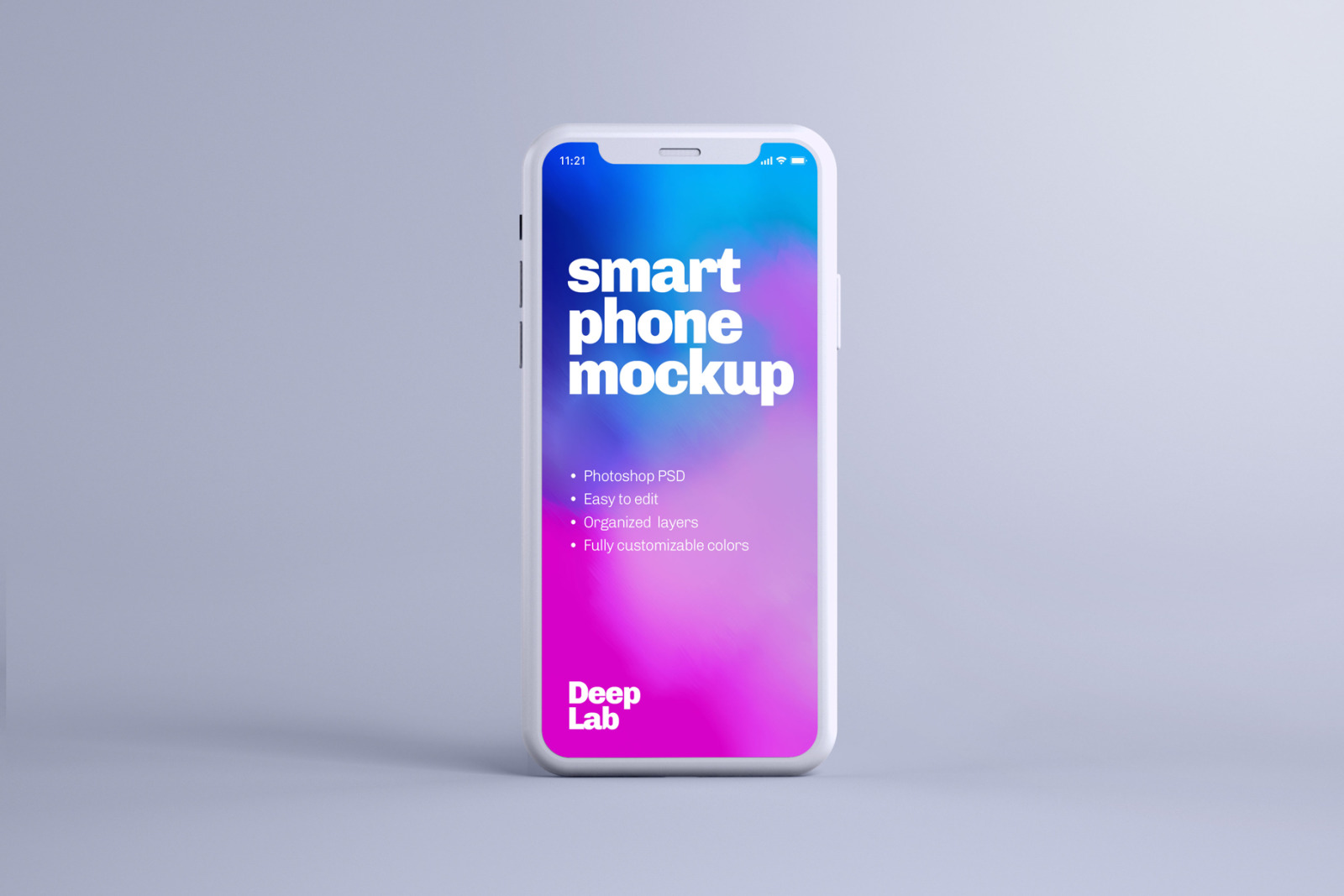 Download Iphone 11 Pro Clay Mockup Set In Device Mockups On Yellow Images Creative Store Yellowimages Mockups