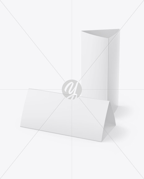 Two Table Talkers Mockup
