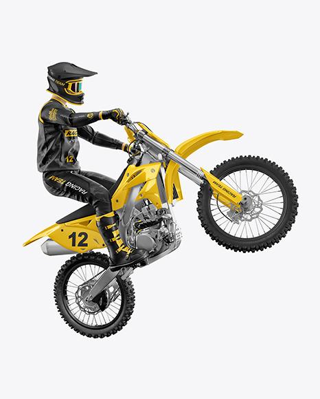Motocross Racing Kit