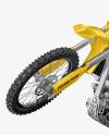 Motocross Racing Kit Mockup
