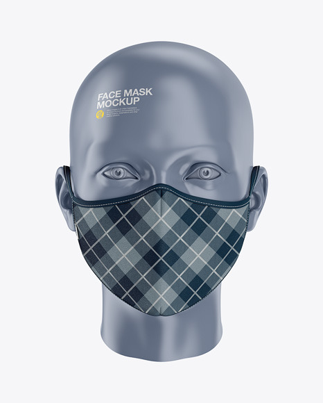 Download Face Mask Face Shield Mockup Yellowimages