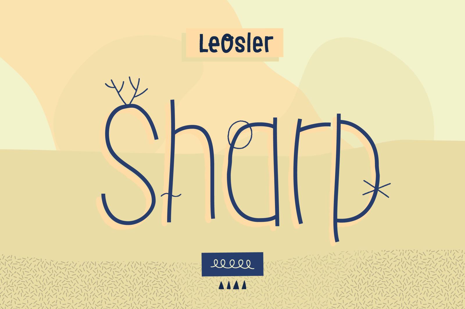 LeOsler Sharp