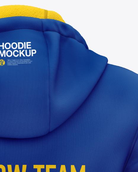 Women's Hoodie Mockup