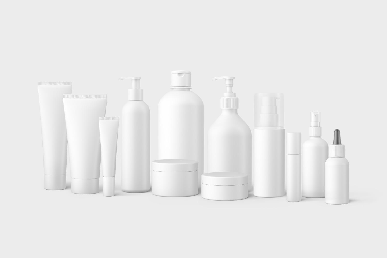 Cosmetic Mockup Set