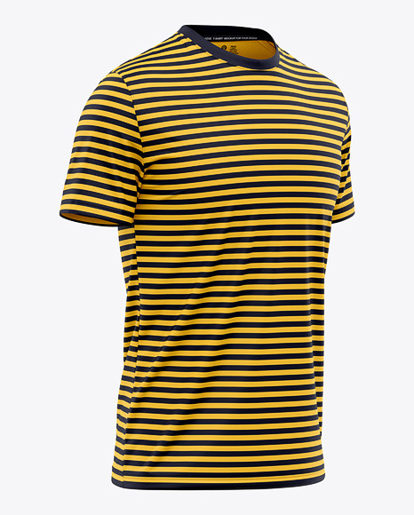 Download Mens Crew Neck T Shirt Mockup Front View Yellowimages