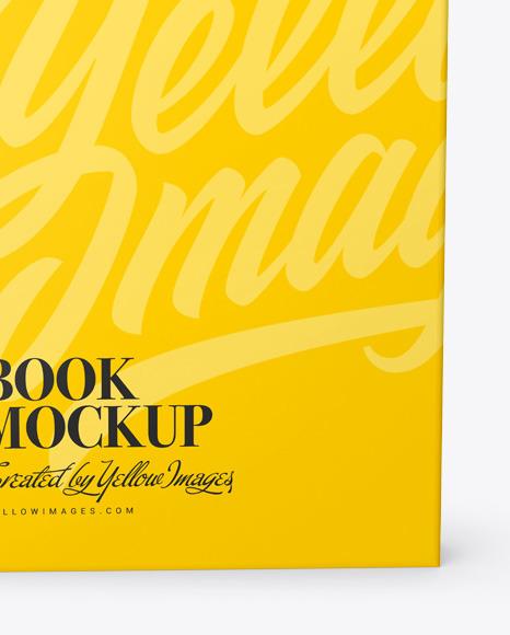 Free Mockup Book