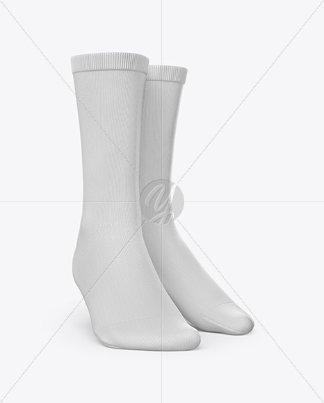 Two Socks Mockup
