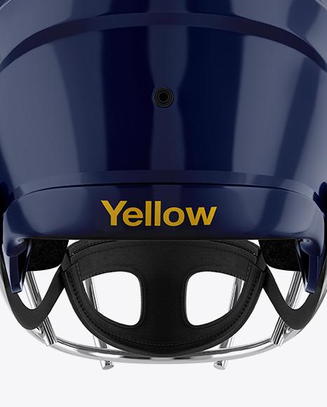 Download Lacrosse Helmet Mockup Yellowimages