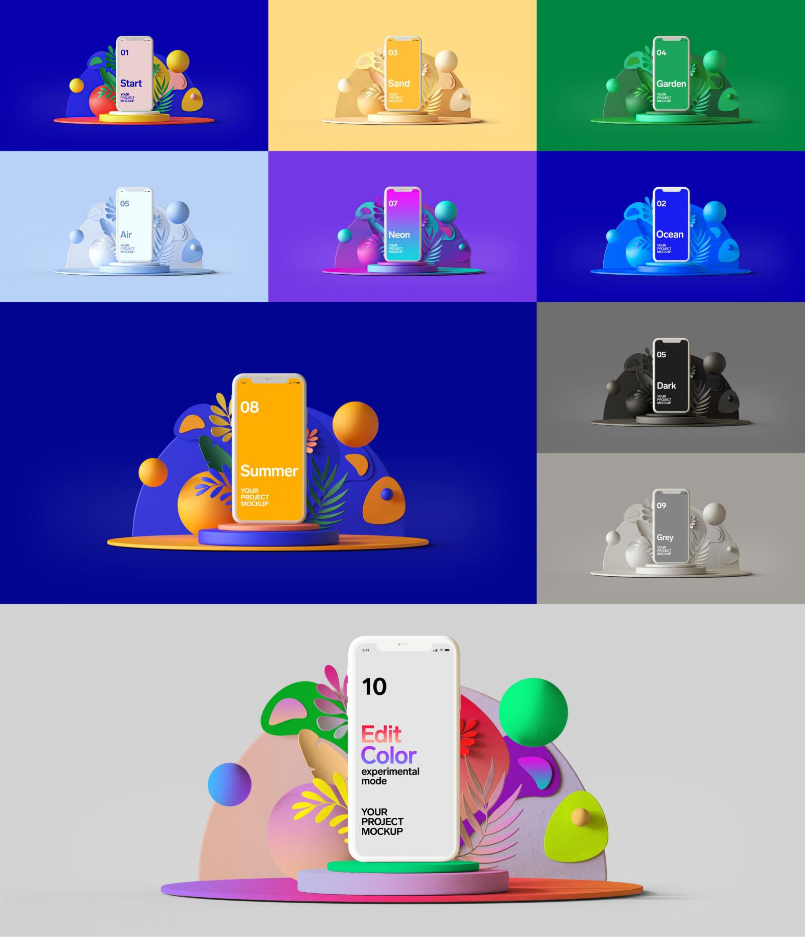 Key visual — Device Set