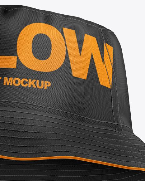Bucket Hat Mockup