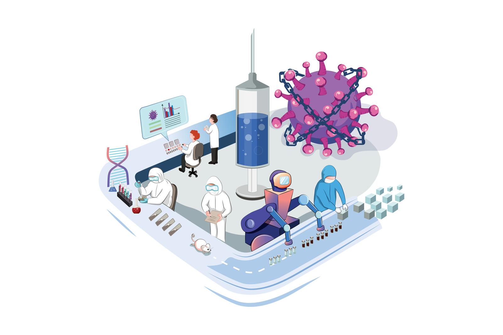 M71_Coronavirus Illustrations