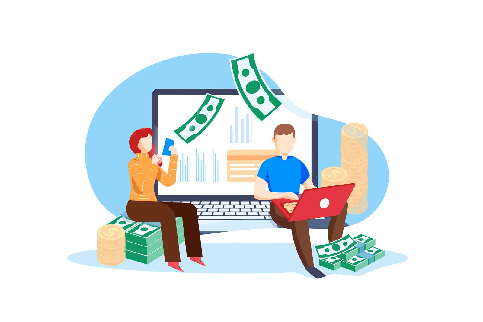 M61_Financial Illustrations