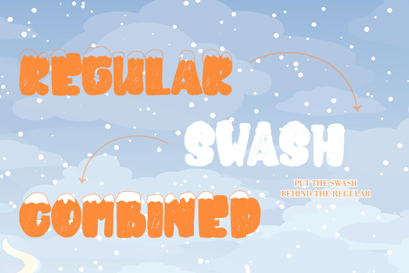 SNOWKY BRUSH