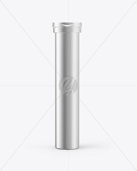 Download Metallic Vitamin Tube Mockup In Bottle Mockups On Yellow Images Object Mockups PSD Mockup Templates