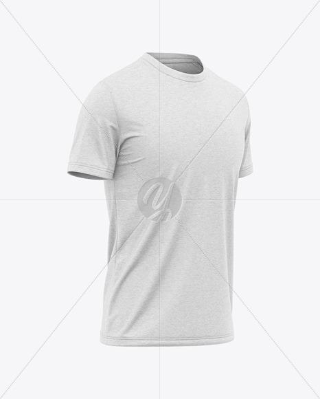 T Shirt Mockup Black Hd