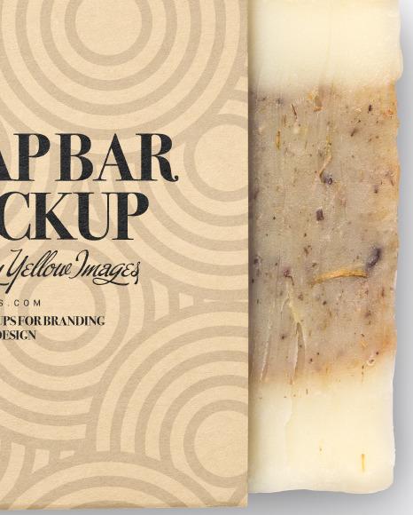 Download Soap Bar Packaging Mockup PSD - Free PSD Mockup Templates