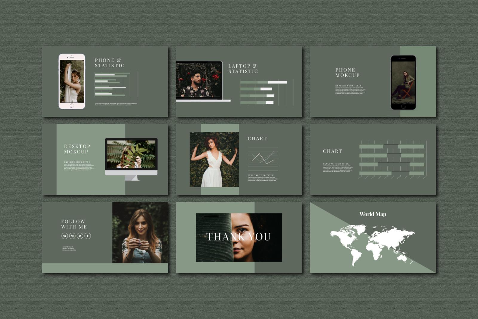 Emarald - PowerPoint Template
