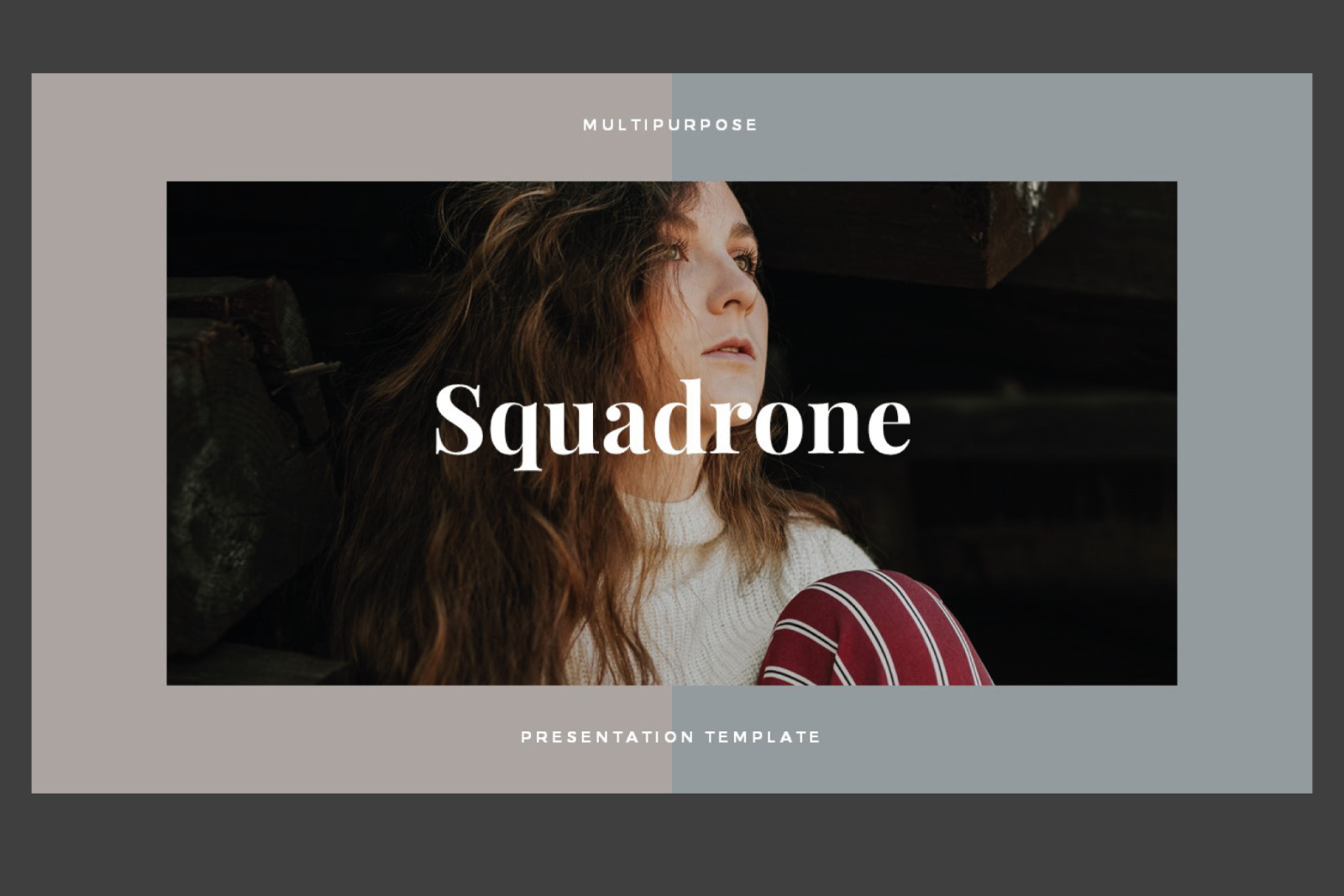 Squadrone - PowerPoint Template