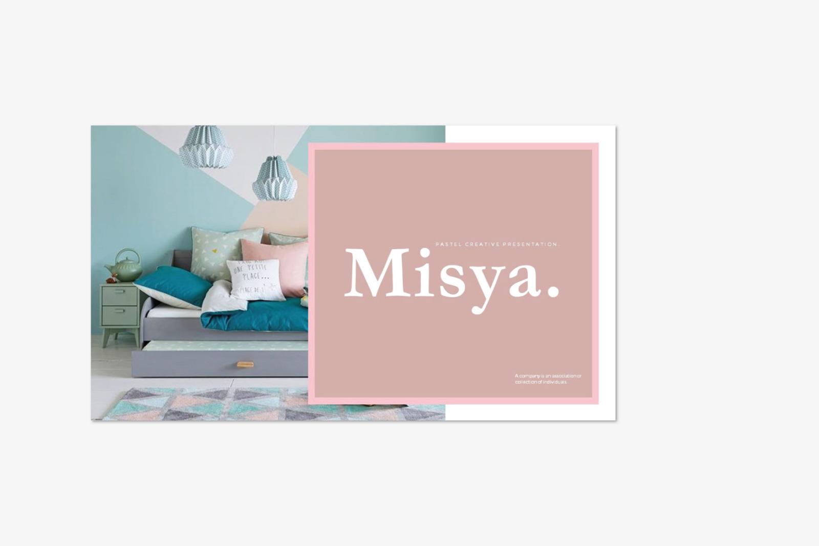 Misya - PowerPoint Template