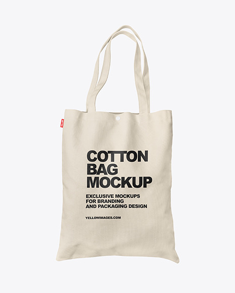 Download Canvas Bag Mockup Psd Yellowimages