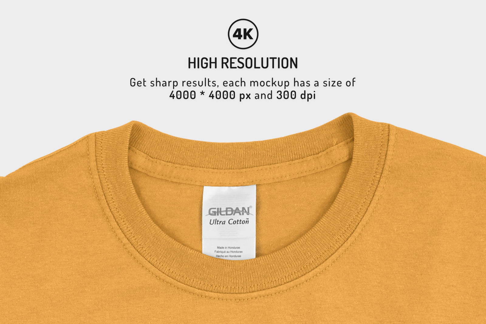Mens Ultra Cotton Tee Mockups