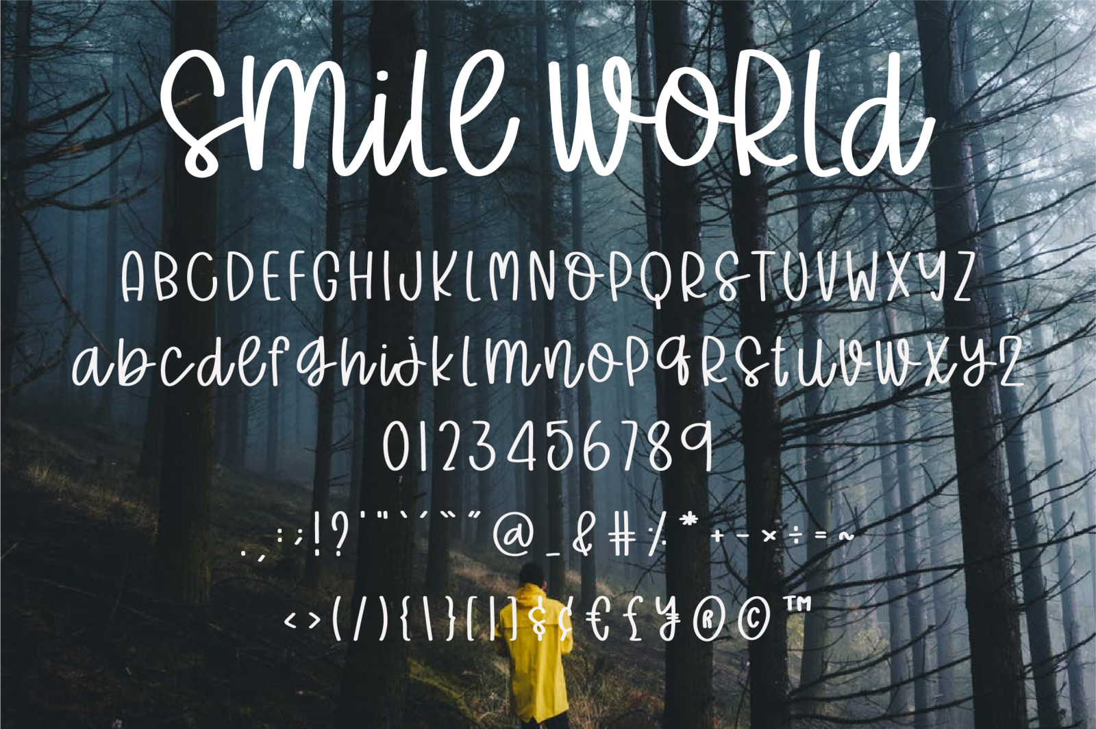 Smile World Font