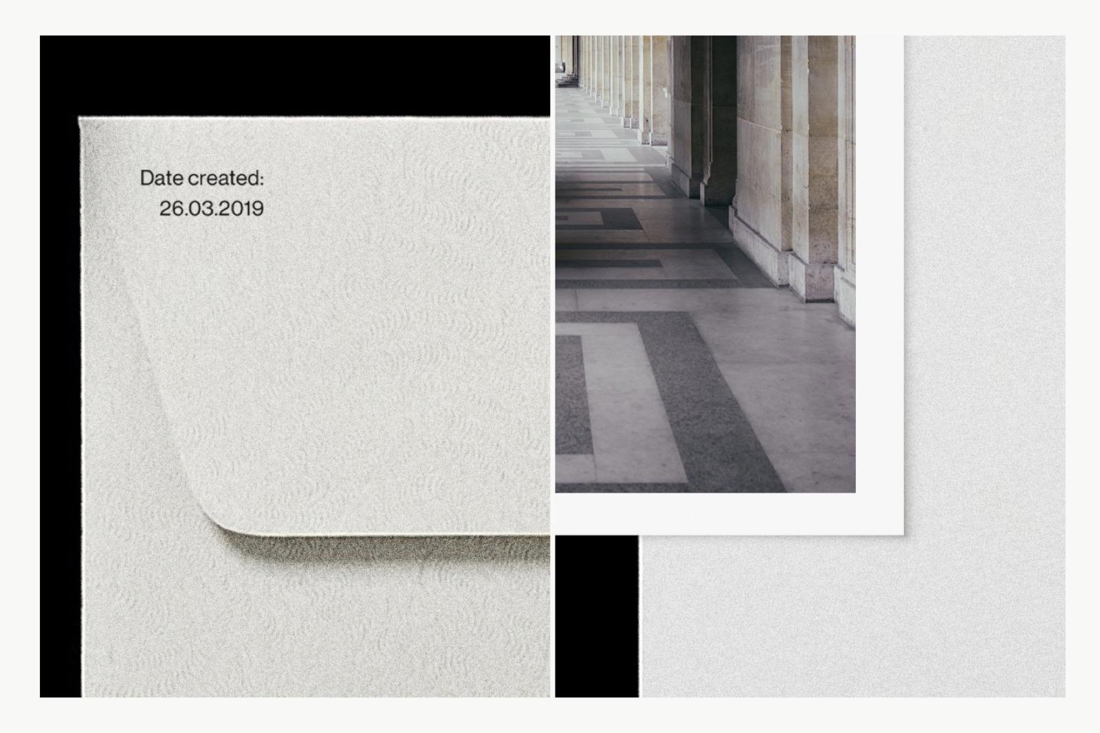 Stationery Envelope Branding Mockup