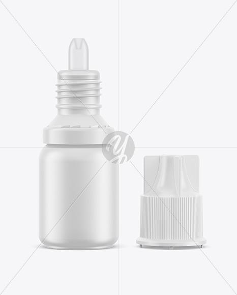 Medicine Bottle Mockup Free Download