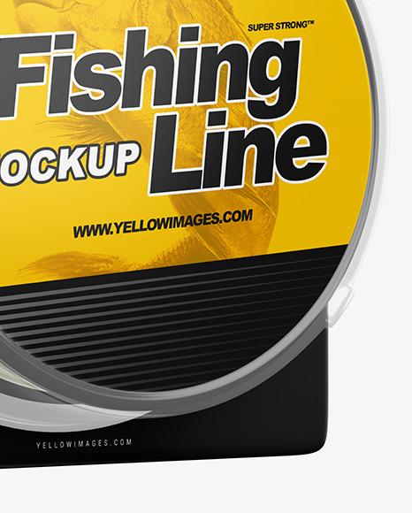 Fishing Line Mockup