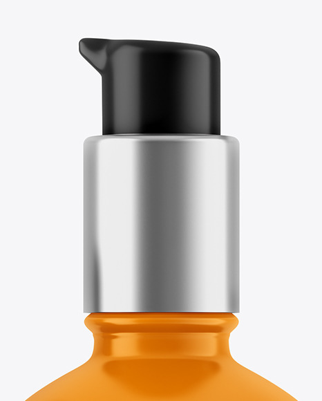 Matte Dropper Bottle W/ Pipette