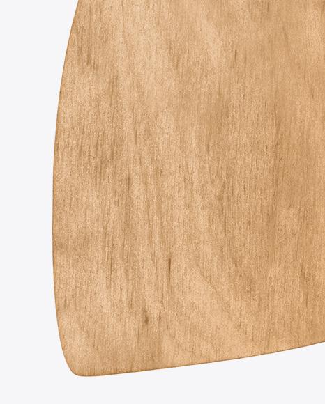 Wooden Kitchen Turner Mockup