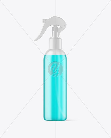 Air Freshener Bottle Mockup