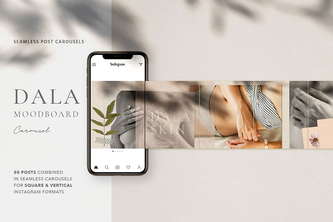Dala – Carousel Post Templates