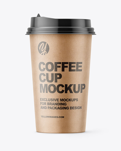 Download Download 4 Plastic Cups Kraft Paper Pack Mockup Front View Collection Of Exclusive Psd Mockups Free For Personal And Commercial Usage PSD Mockup Templates