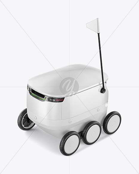 Delivery Robot Mockup