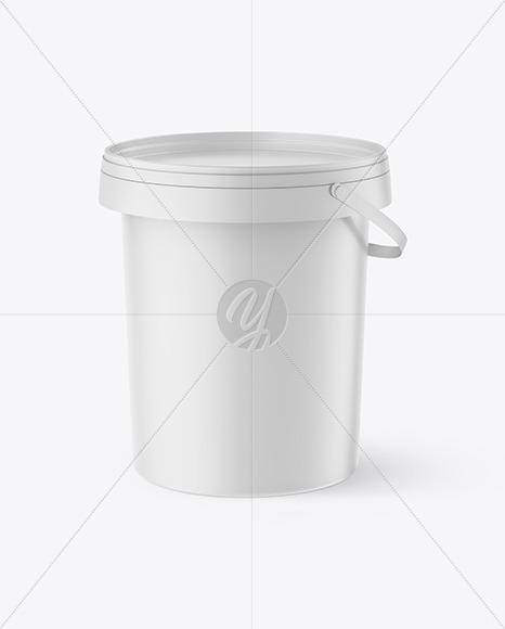 Download 20l Glossy Paint Bucket Mockup PSD - Free PSD Mockup Templates