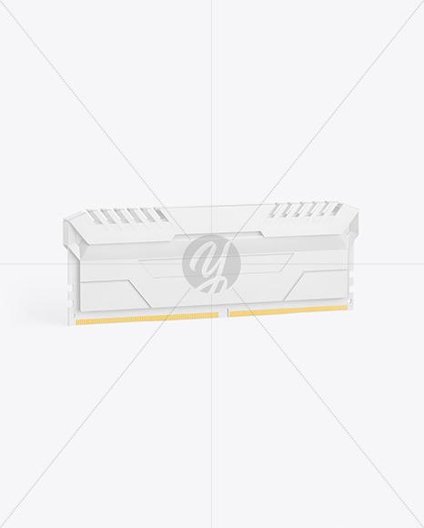DDR4 Ram Mockup