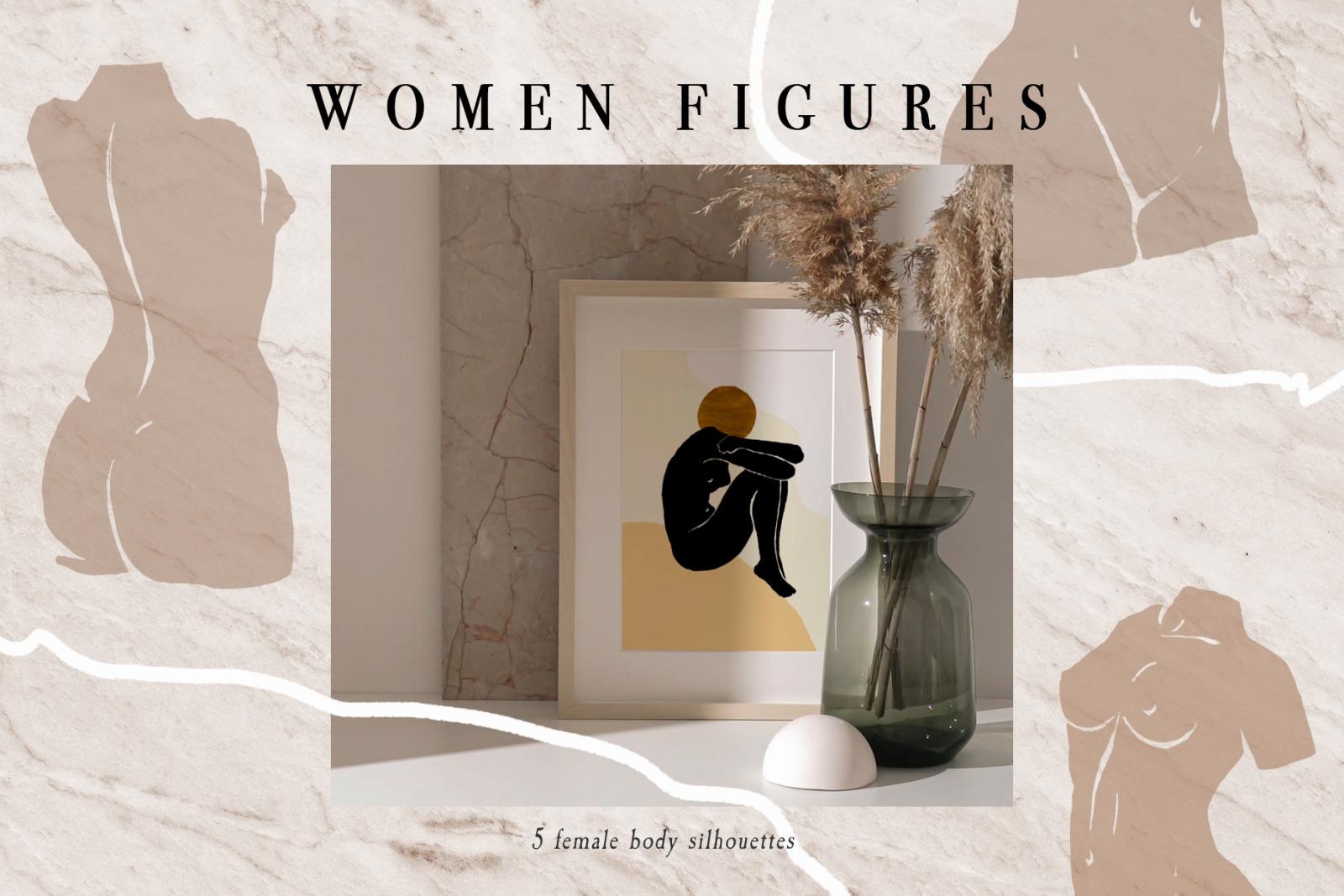 Ode to a woman Postcard Set