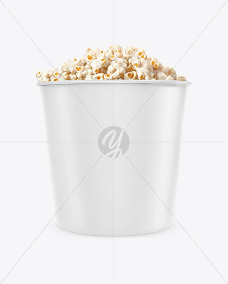 Download Paper Package Popcorn Mockup PSD - Free PSD Mockup Templates