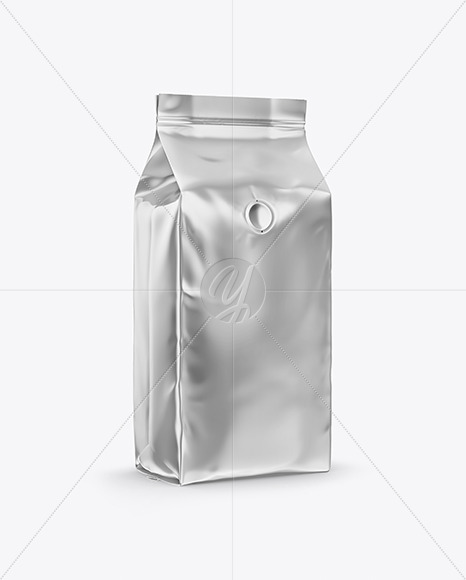 Download 1000g Matte Coffee Bag Mockup Front View PSD - Free PSD Mockup Templates