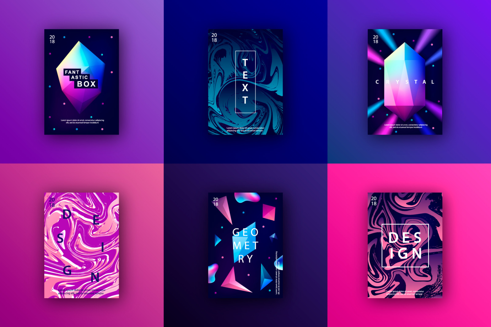 18 Abstract Posters