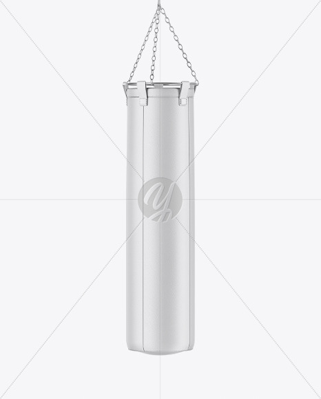 Punching Bag Mockup