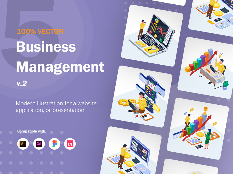 Set of Business Management V2
