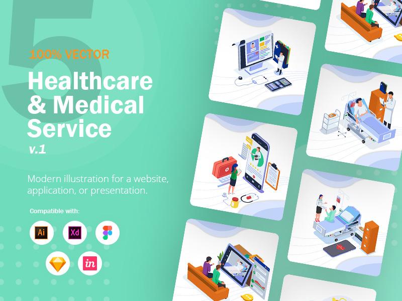 Healthcare & Medical Service v1