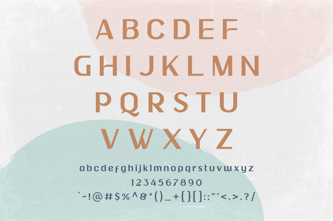 Quilla multipurpose elegant font